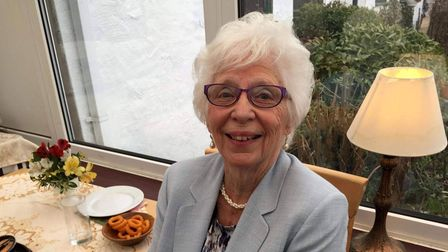 Patsy Turner made detailed notes of every dinner party she held between 1967 and 2019.