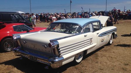 A sightwe are looking forward to seeing again - cars and bikes on Paignton seafront