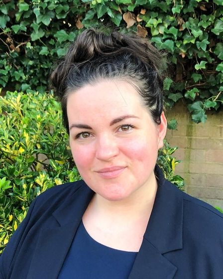 Heather Williams, leader of the Conservative opposition group at South Cambridgeshire District Counc