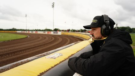 Danny King takes a look at the Peterborough track ahead of the meeting.