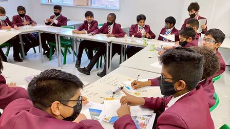 Affirmation sessions still going strong at Ilford County High School