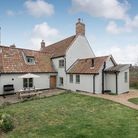 Fair Meadow House in Itteringham, which is being sold by North Norfolk District Council.