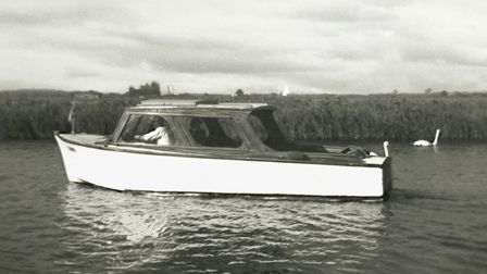 June VI, built by Martham Boats in 1960