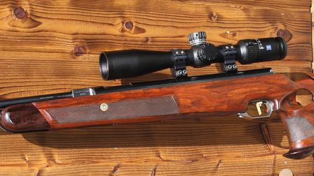 Zeiss Conquest V4 Scope