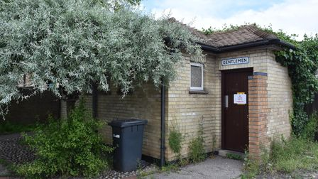 The block of public toilets on Pakefield Street, Lowestoft have been temporarily closed.
