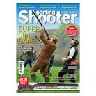 The front cover of the August Sporting Shooter issue