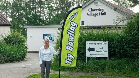 Clavering BowlsClub are looking to recruit new members.