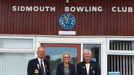 New partnership for Sidmouth Bowling Club