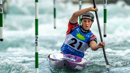 Slalom World Cup - Lee Valley 2019