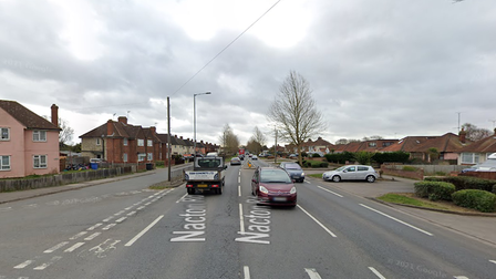 A home in Nacton Road was entered by burglars