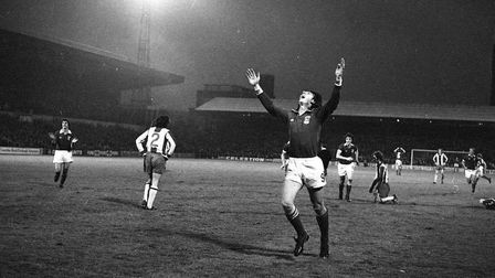 Paul Marnier scored on his Ipswich debut on this day in 1976