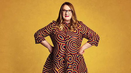 Comedian Sarah Millican has been announced for Norwich Theatre Royal's reopening season.
