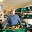 Tim Morton, project manager of North Norfolk Foodbank.