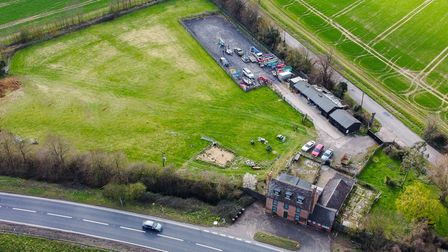 family home and equestrian facilities