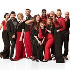 The ensemble cast of Showstopper! The Improvised Musical