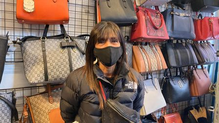 Bag shopCan Canowner Claire Lloyd has spent over 20 years in Upper Brook Street