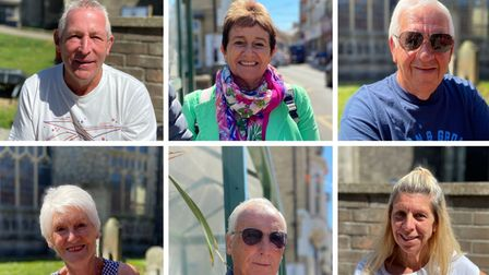 We asked people in Cromer if they think the town should become a car free destination