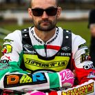 Witches guest Danny Ayres ahead of the Ipswich v Peterborough (Premier League) meeting at Foxhall St