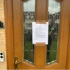 Police issued a closure notice for the house in Usher's Close in St Neots.