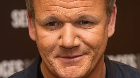 Gordon Ramsay, who is opening a branch of his Street Burger brand in Upper Street