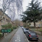 Dobson Close, Swiss Cottage - near to where a 15-year-old boy was stabbed