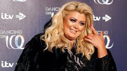 Gemma Collins attending the press launch for the upcoming series of Dancing On Ice at the Natural Hi