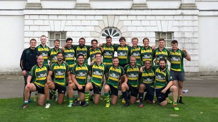Finsbury Park Rugby Club celebrate their 10th anniversary