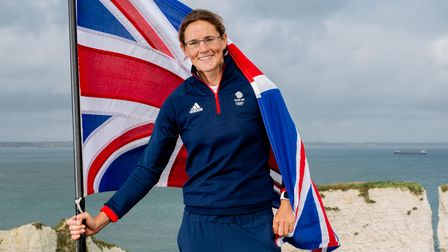 Alison Young isrepresenting Team GB in the Laser Radial Class