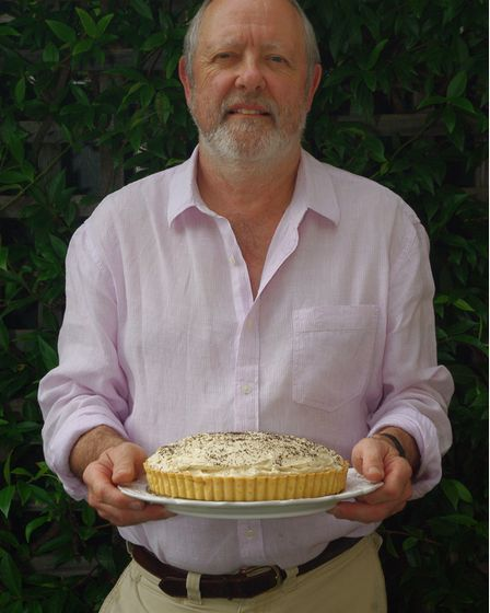 Sussex chefIan Dowding co-created one of the world's much-loved desserts in 1972: banoffee pie