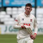 Dan Lawrence of Essex during Essex CCC vs Derbyshire CCC, LV Insurance County Championship Group 1 C