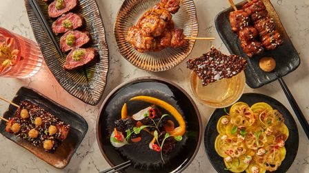 Asian tapas is the speciality at Sora, York