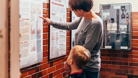 There is plenty to do at the St Neots Museum.