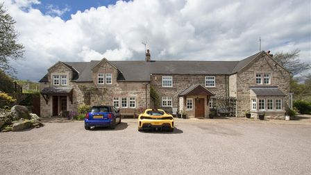 4 bedroom detached countryside home for sale at Dales and Peaks in Derbyshire