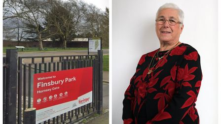 """Cllr Sheila Hancock has been criticised for """"victim-blaming"""" after a rape allegation in Finsbury Park"""