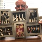 Magnolia Court residents marked Global Beatles Day