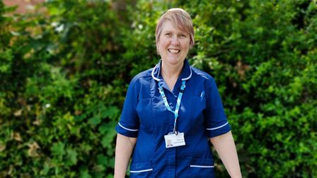 Pam Lacey from Sprowston has retired after 30 years of service.