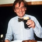 British Chef and Broadcaster Keith Floyd Presenter of the BBC TV series 'Floyd on Britain and Irelan