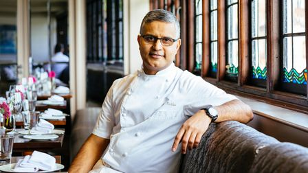 ChefAtul Kochhar will be serving up a feast of food at this year's Pub in the Park St Albans.