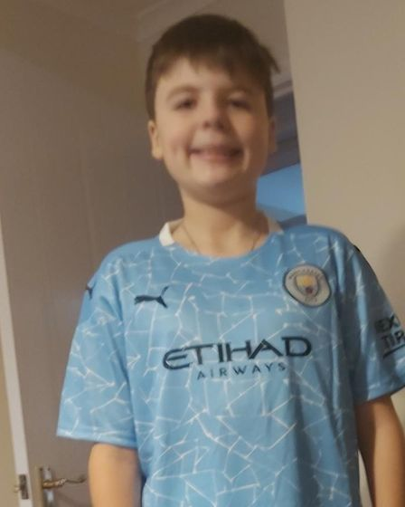 Man City and Pep Guardiola send letter to grieving Weston mum