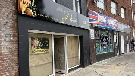 Nails by Alex is opening in Castle Meadow