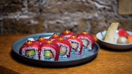 Dishes on the menu will be Japanese-influenced snacks and small plates, served all day from Apothecary's open kitchen