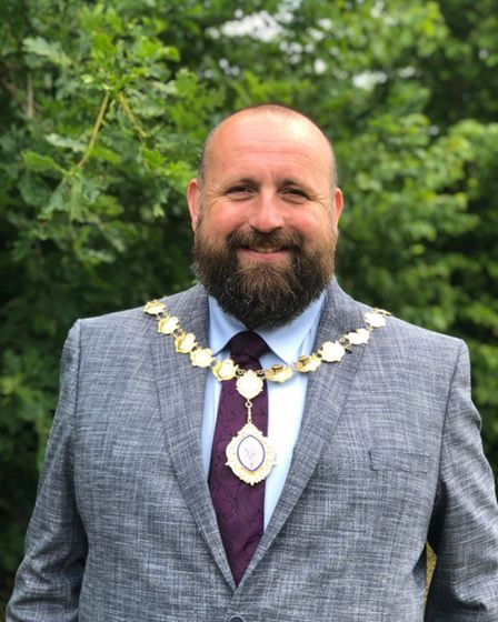 Cllr Stephen Ferguson, has raised concerns about the level of noise from the new flight path.