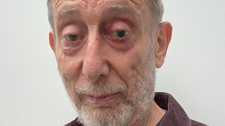 Michael Rosen has penned a couplet to mark his gong at the National Beard Awards