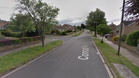 """Work is due to becarried out on Conrad Road """"from Fairfield Road to Cotmer Road"""" for three days next month."""