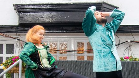 Shakespeare at The George continues until July 3.