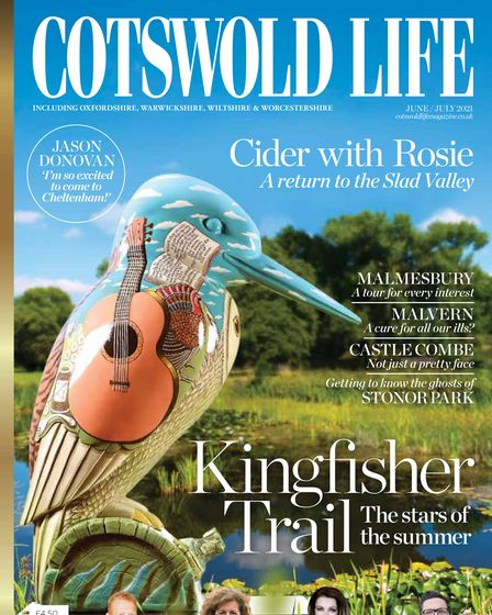 Cotswold Life, June/July 2021