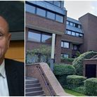 Mike Freer MP has criticised plans for Britten Close and Chandos Way