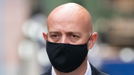 File photo dated 17/06/21 of West Mercia Police constable Benjamin Monk who has been jailed for eigh
