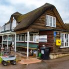 Sidmouth cricket club is an ageing building