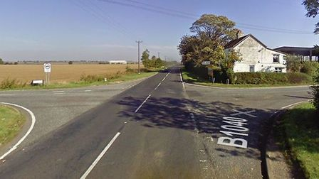 Christopher Crampton, 69,has been charged with drink driving on the B1040 in Ramsey.
